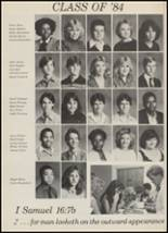 1982 Camp Springs Christian School Yearbook Page 36 & 37
