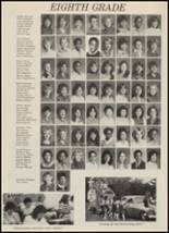 1982 Camp Springs Christian School Yearbook Page 42 & 43
