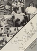 1982 Camp Springs Christian School Yearbook Page 60 & 61