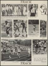 1982 Camp Springs Christian School Yearbook Page 68 & 69