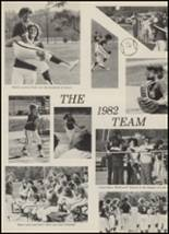 1982 Camp Springs Christian School Yearbook Page 70 & 71