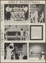 1982 Camp Springs Christian School Yearbook Page 84 & 85