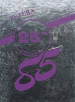 1985 Yearbook Gavit High School