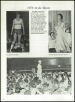 1978 Schlarman High School Yearbook Page 38 & 39