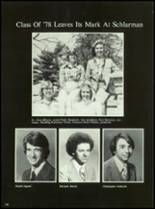 1978 Schlarman High School Yearbook Page 142 & 143