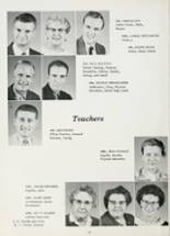 1960 Lafayette Central High School Yearbook Page 10 & 11