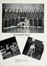 1960 Lafayette Central High School Yearbook Page 20 & 21
