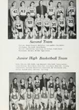 1960 Lafayette Central High School Yearbook Page 24 & 25