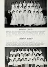 1960 Lafayette Central High School Yearbook Page 30 & 31