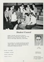 1960 Lafayette Central High School Yearbook Page 32 & 33