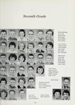 1960 Lafayette Central High School Yearbook Page 48 & 49