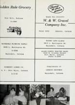 1960 Lafayette Central High School Yearbook Page 54 & 55