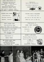 1960 Lafayette Central High School Yearbook Page 58 & 59