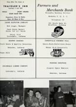 1960 Lafayette Central High School Yearbook Page 60 & 61