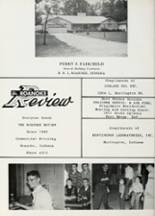1960 Lafayette Central High School Yearbook Page 64 & 65