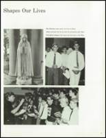 1988 Central Catholic High School Yearbook Page 12 & 13