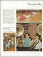 1988 Central Catholic High School Yearbook Page 18 & 19