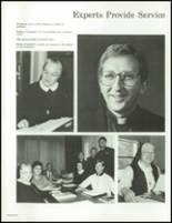 1988 Central Catholic High School Yearbook Page 26 & 27