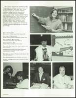 1988 Central Catholic High School Yearbook Page 32 & 33