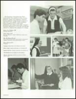 1988 Central Catholic High School Yearbook Page 34 & 35