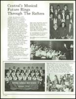 1988 Central Catholic High School Yearbook Page 40 & 41