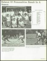 1988 Central Catholic High School Yearbook Page 56 & 57
