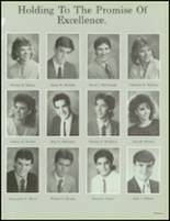 1988 Central Catholic High School Yearbook Page 84 & 85
