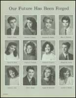 1988 Central Catholic High School Yearbook Page 86 & 87