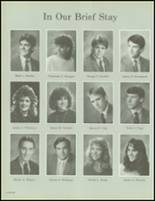 1988 Central Catholic High School Yearbook Page 88 & 89