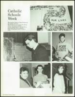1988 Central Catholic High School Yearbook Page 100 & 101