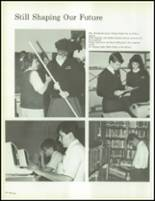 1988 Central Catholic High School Yearbook Page 148 & 149