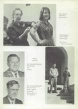 1967 Cliff Consolidated High School Yearbook Page 12 & 13