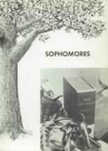 1967 Cliff Consolidated High School Yearbook Page 26 & 27