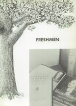 1967 Cliff Consolidated High School Yearbook Page 28 & 29