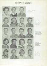 1967 Cliff Consolidated High School Yearbook Page 32 & 33
