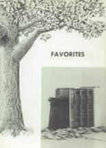 1967 Cliff Consolidated High School Yearbook Page 42 & 43