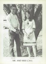 1967 Cliff Consolidated High School Yearbook Page 44 & 45