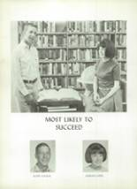 1967 Cliff Consolidated High School Yearbook Page 52 & 53