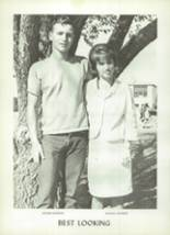 1967 Cliff Consolidated High School Yearbook Page 54 & 55