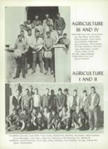 1967 Cliff Consolidated High School Yearbook Page 68 & 69