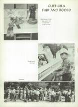 1967 Cliff Consolidated High School Yearbook Page 70 & 71