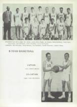1967 Cliff Consolidated High School Yearbook Page 90 & 91