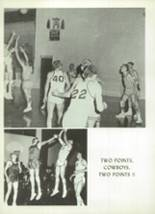1967 Cliff Consolidated High School Yearbook Page 96 & 97