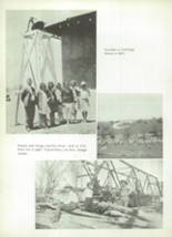 1967 Cliff Consolidated High School Yearbook Page 100 & 101