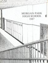 1987 Yearbook Morgan Park High School