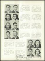 1940 Great Neck High School Yearbook Page 28 & 29