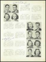 1940 Great Neck High School Yearbook Page 32 & 33