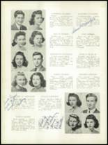1940 Great Neck High School Yearbook Page 34 & 35