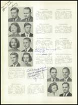 1940 Great Neck High School Yearbook Page 36 & 37