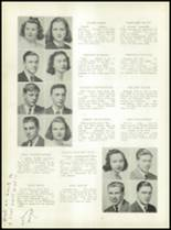 1940 Great Neck High School Yearbook Page 38 & 39